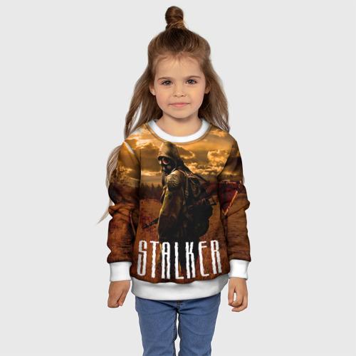 Детский свитшот 3D Stalker Фото 01