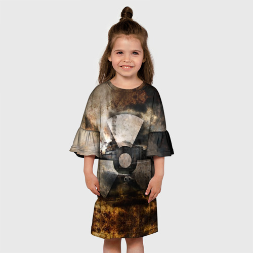 Детское платье 3D Stalker Фото 01