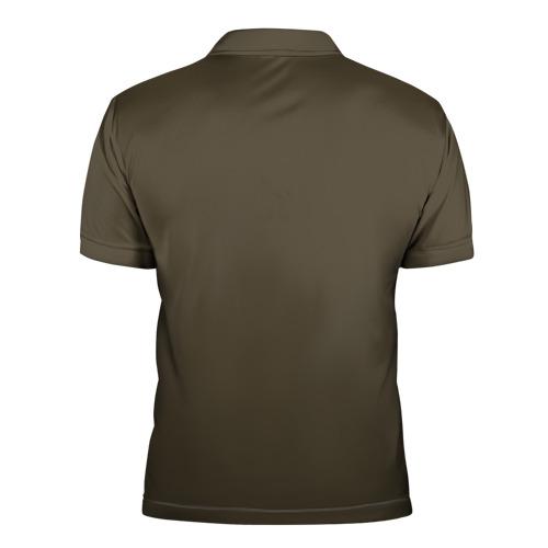Мужская рубашка поло 3D Stalker Фото 01