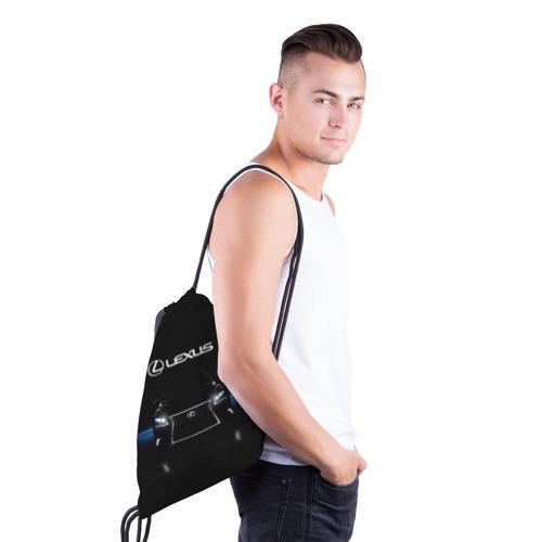 Рюкзак-мешок 3D  Фото 03, Lexus