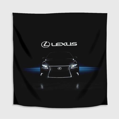 Скатерть 3D  Фото 02, Lexus