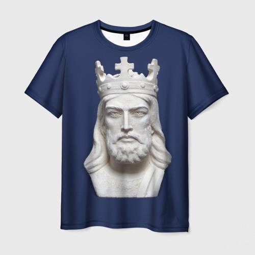 Мужская футболка 3D  Фото 03, Король Артур
