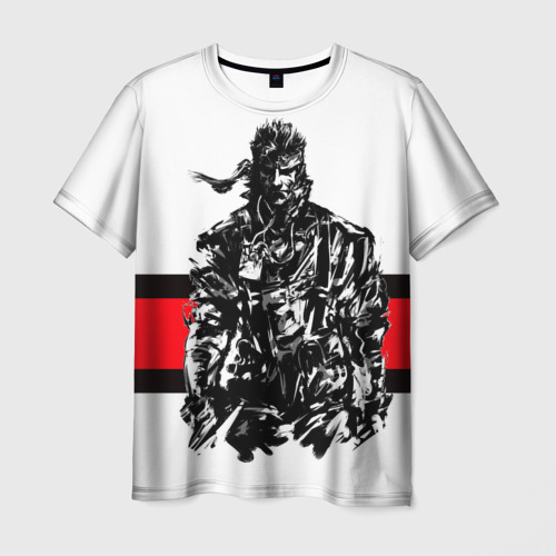 Мужская футболка 3D  Фото 03, Snake