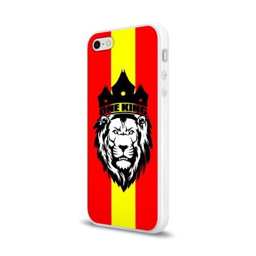 Чехол для iPhone 5/5S глянцевый One King Фото 01
