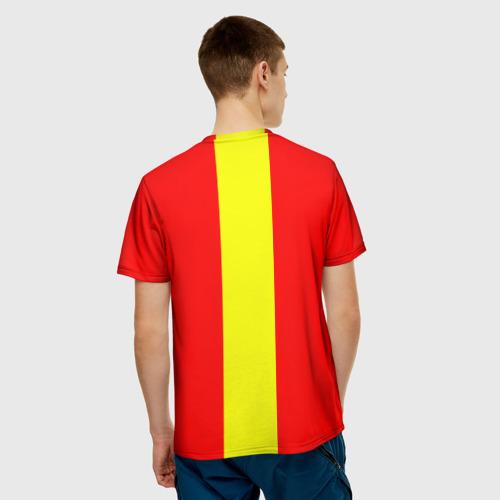 Мужская футболка 3D  Фото 02, One King