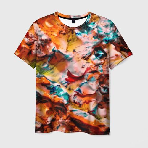 Мужская футболка 3D  Фото 03, Tie-Dye