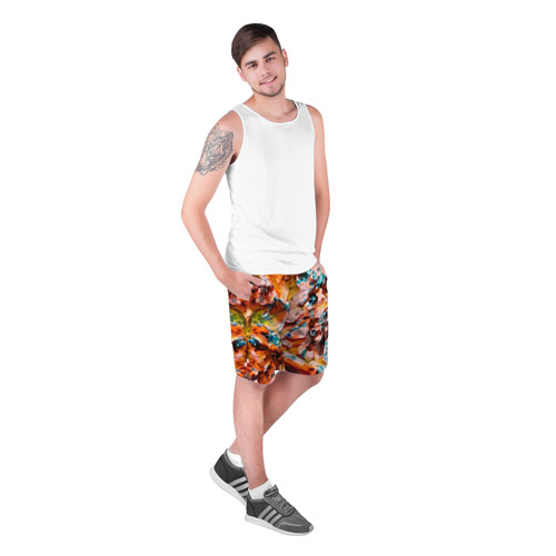 Мужские шорты 3D  Фото 03, Tie-Dye