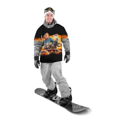 Накидка на куртку 3D  Фото 03, GTA 5 Online: SMUGGLER'S RUN