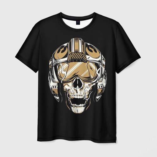 Мужская футболка 3D  Фото 01, Ангел из ада