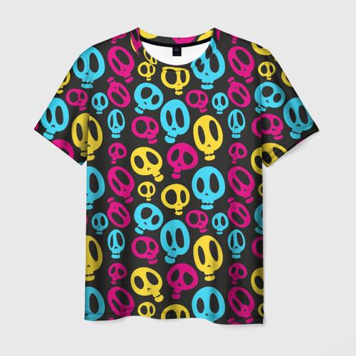 Мужская футболка 3D  Фото 03, Веселый Хэллоуин