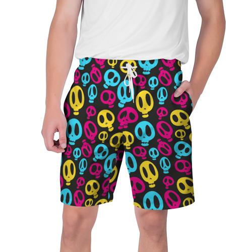Мужские шорты 3D  Фото 01, Веселый Хэллоуин