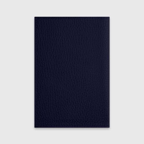 Обложка для паспорта матовая кожа  Фото 02, Hockey