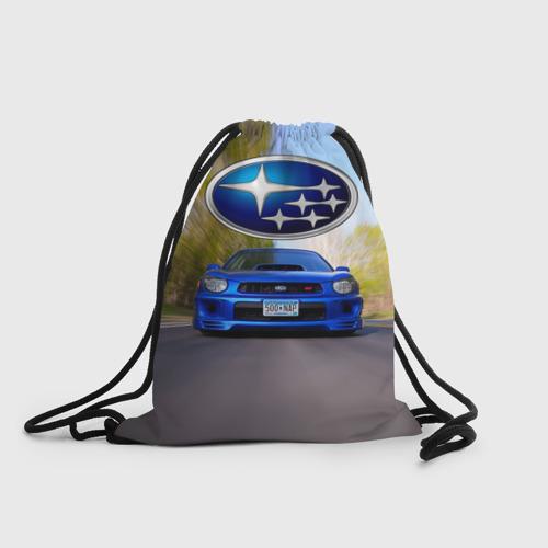 Рюкзак-мешок 3D  Фото 01, Road