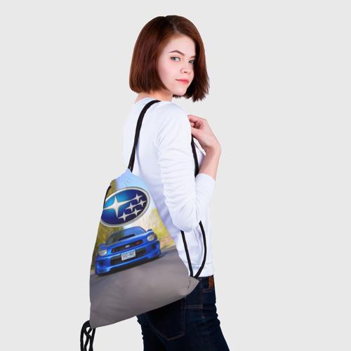 Рюкзак-мешок 3D  Фото 02, Road