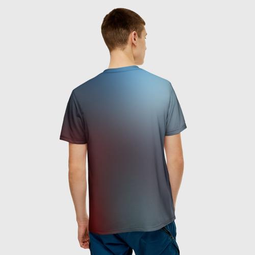 Мужская футболка 3D  Фото 02, Subaru