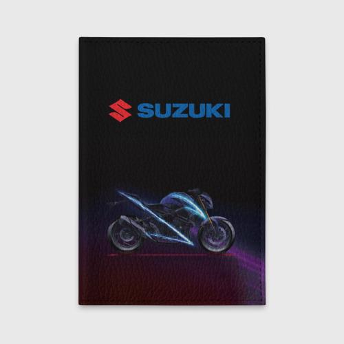 Обложка для автодокументов  Фото 01, Suzuki