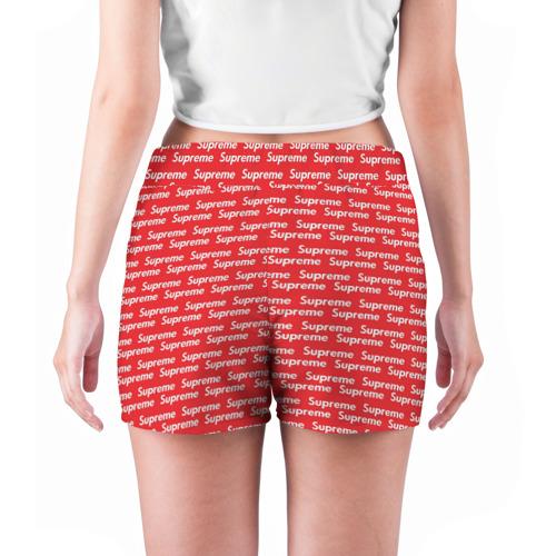 Женские шорты 3D  Фото 04, Supreme