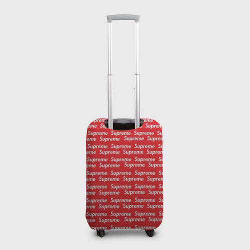 Чехол для чемодана 3D  Фото 02, Supreme