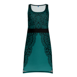 Lace green