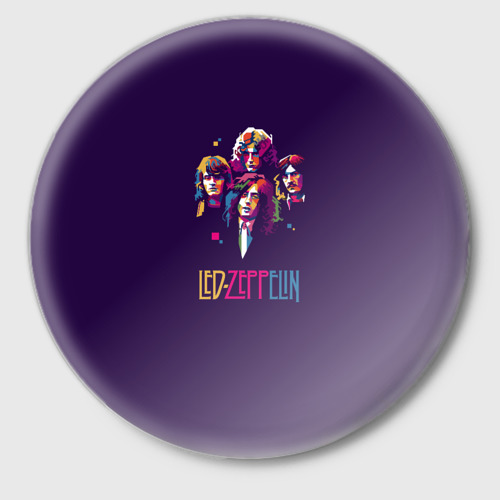 Led Zeppelin Color