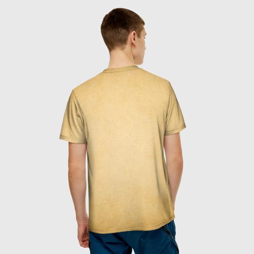 Мужская футболка 3D  Фото 02, Солнечные эльфы