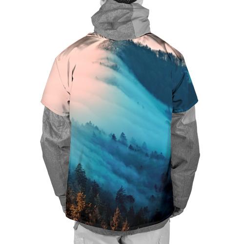 Накидка на куртку 3D  Фото 02, SKI