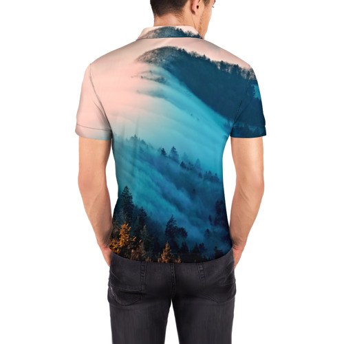Мужская рубашка поло 3D  Фото 04, SKI