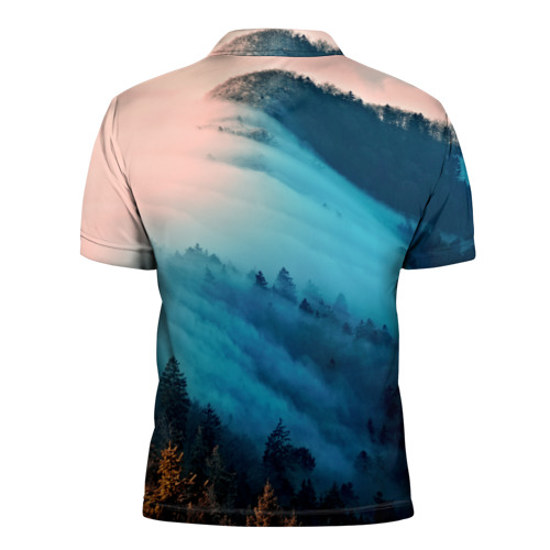 Мужская рубашка поло 3D  Фото 02, SKI