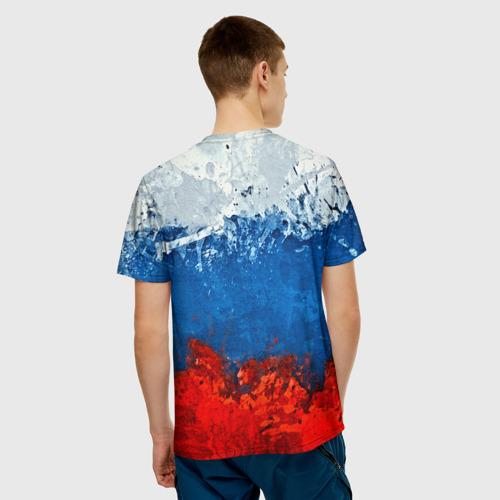 Мужская футболка 3D  Фото 02, Буйвол