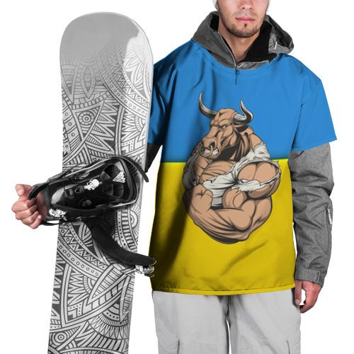 Накидка на куртку 3D  Фото 01, Буйвол-Украина