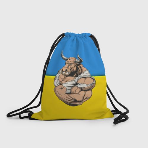 Рюкзак-мешок 3D  Фото 01, Буйвол-Украина