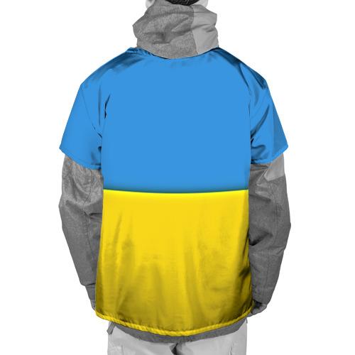 Накидка на куртку 3D  Фото 02, Буйвол-Украина
