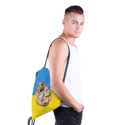 Рюкзак-мешок 3D  Фото 03, Буйвол-Украина