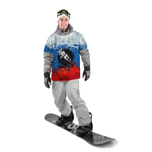 Накидка на куртку 3D  Фото 03, Hockey