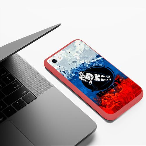 Чехол для iPhone 6Plus/6S Plus матовый Hockey Фото 01