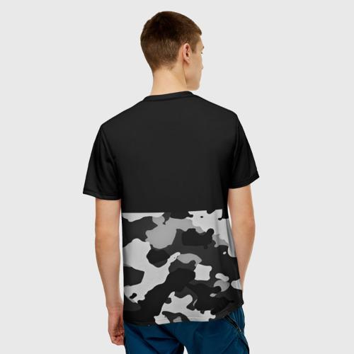 Мужская футболка 3D  Фото 02, Made in Japan