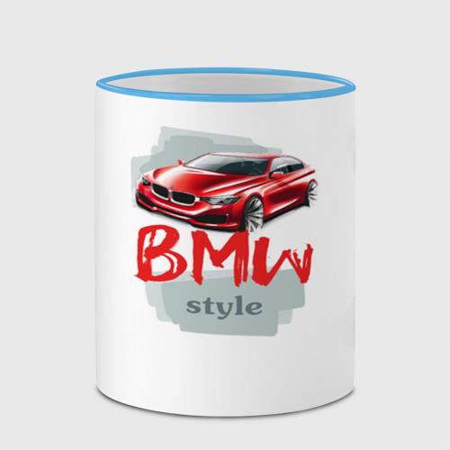 Кружка с полной запечаткой  Фото 03, BMW style