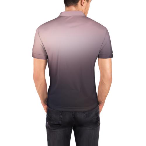 Мужская рубашка поло 3D  Фото 04, METRO