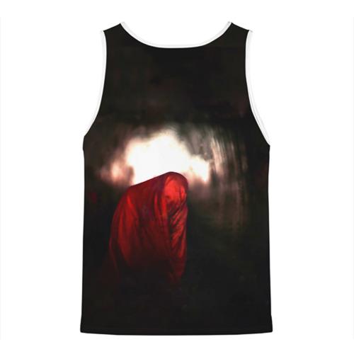 Мужская майка 3D Slipknot - The devil in i Фото 01