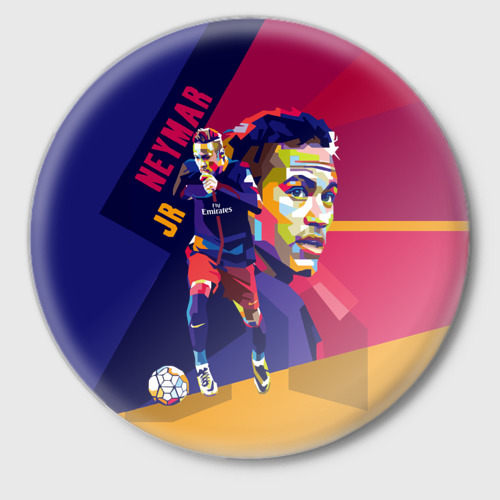 Значок Neymar