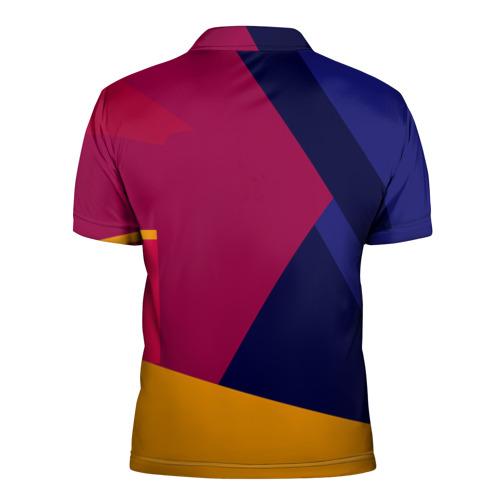 Мужская рубашка поло 3D  Фото 02, Neymar