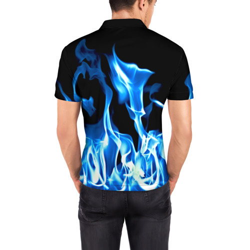Мужская рубашка поло 3D  Фото 04, Фитнес центр