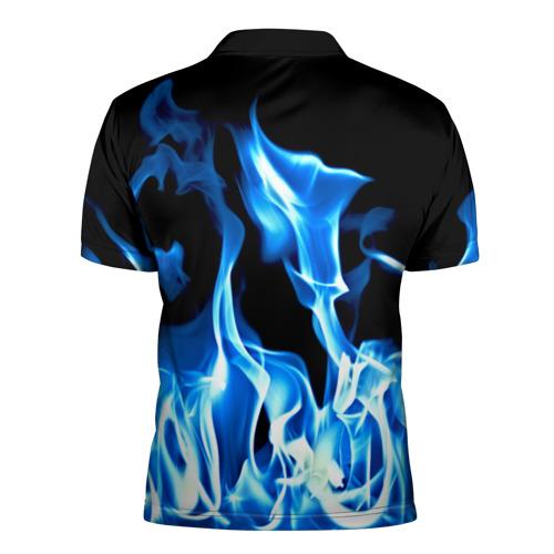 Мужская рубашка поло 3D  Фото 02, Fitness