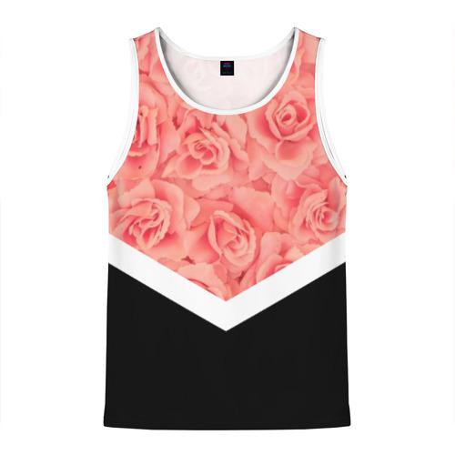 Розы (в цвете)