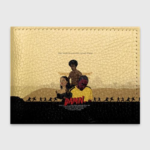 Обложка для студенческого билета  Фото 01, Damn Kendrick Lamar