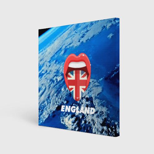 Холст квадратный  Фото 01, England