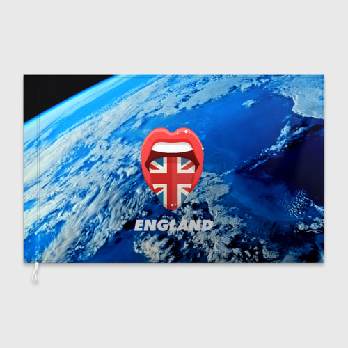 Флаг 3D England Фото 01