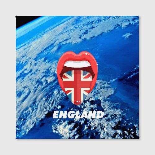 Холст квадратный  Фото 02, England
