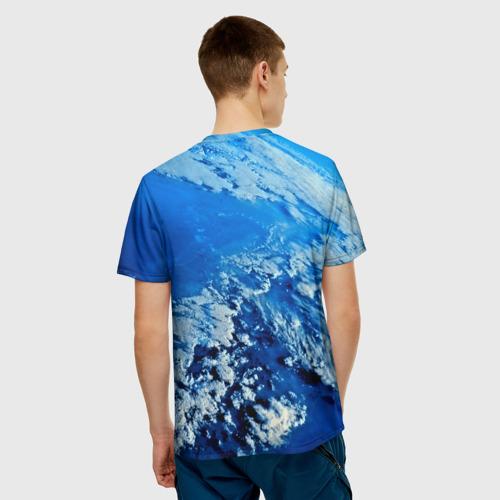 Мужская футболка 3D  Фото 02, England