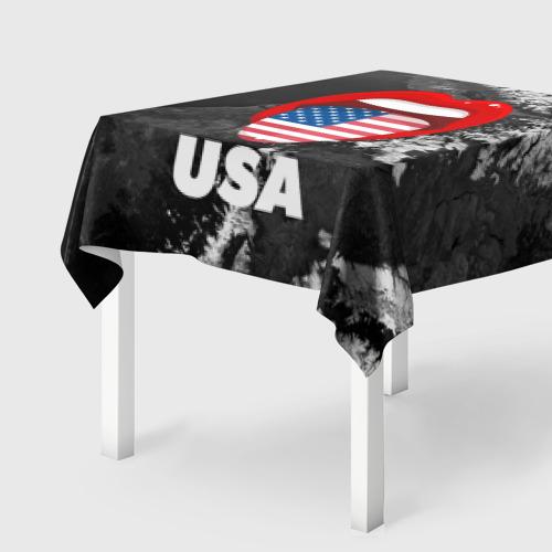 Скатерть 3D  Фото 01, USA